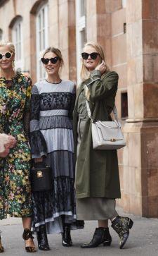 Повседневные платья: самые модные наряды на каждый день