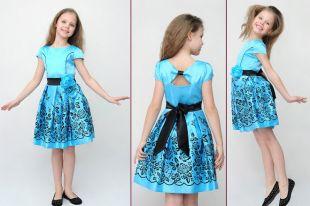 Платье на выпускной в 4 класс: как выбрать нечто действительно сногсшибательное
