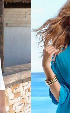 Модные легкие платья: пляжный стиль