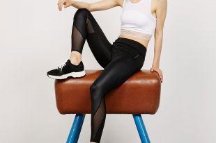 Лучшие спортивные леггинсы для фитнеса и активного отдыха