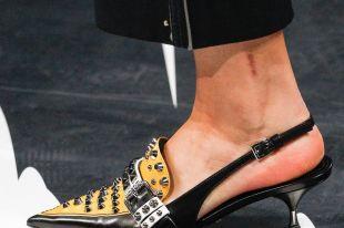 Туфли 2018: модные обувные тенденции