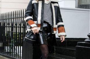 Модные короткие дубленки: в тепле и с комфортом