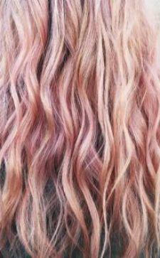 Розовый тоник для волос: преимущества и техники нанесения