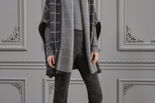 Серый кардиган в гардеробе современной девушки: с чем носить и как сочетать