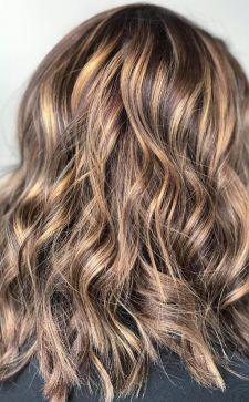 Техники колорирования волос: обзор популярных методик и инструкция для домашнего выполнения
