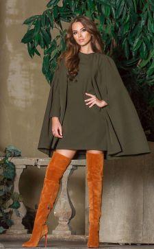 Модные фасоны ботфортов 2017
