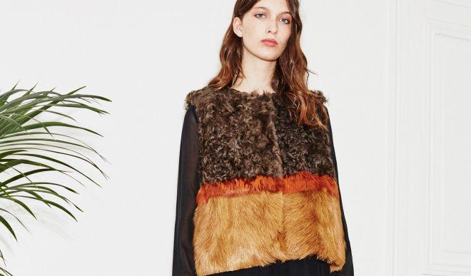 Меховые жилеты: модные тенденции 2018-2019 года