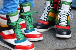 Стильные женские кроссовки весна лето 2019