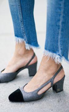 Серые туфли для образов с изюминкой: модели и правила сочетания