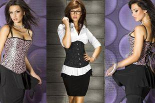 Как носить корсет, чтобы красиво выглядеть и не получить неприятных последствий для здоровья
