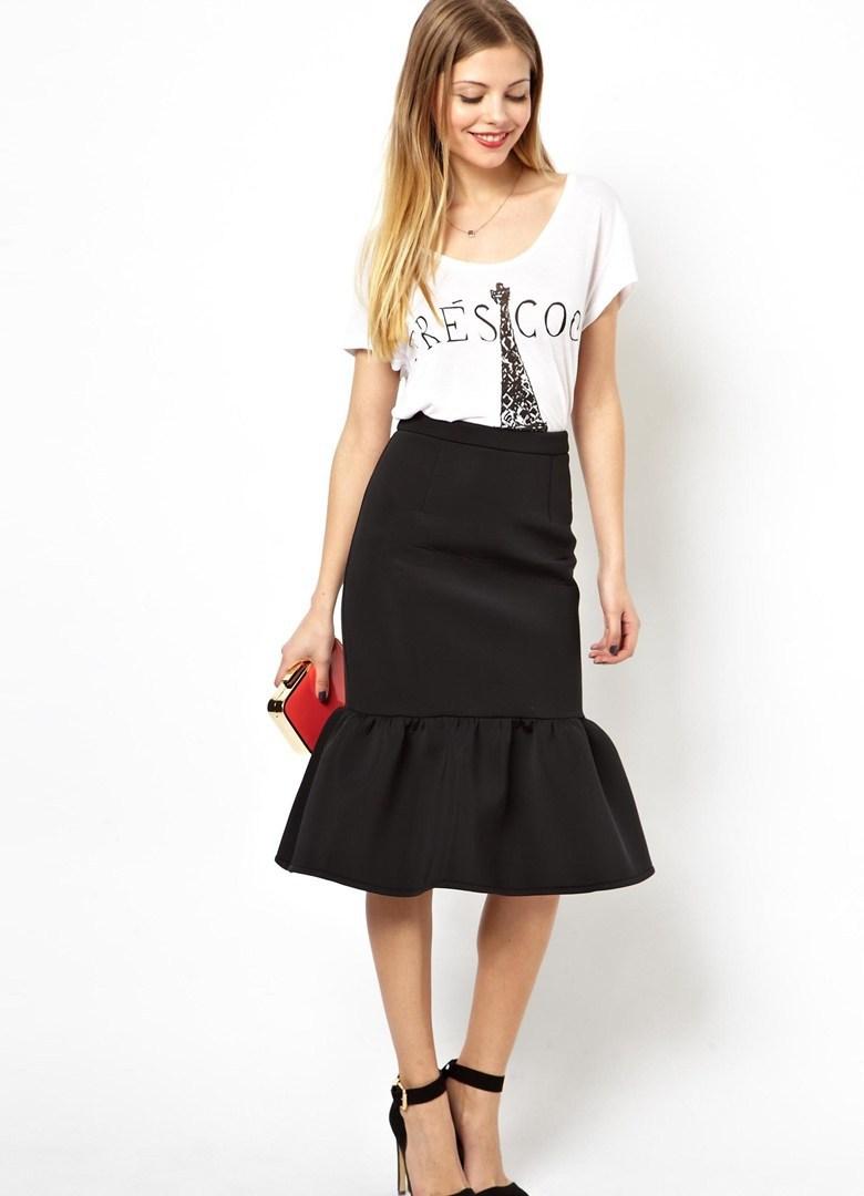 Купить юбку годе в спб
