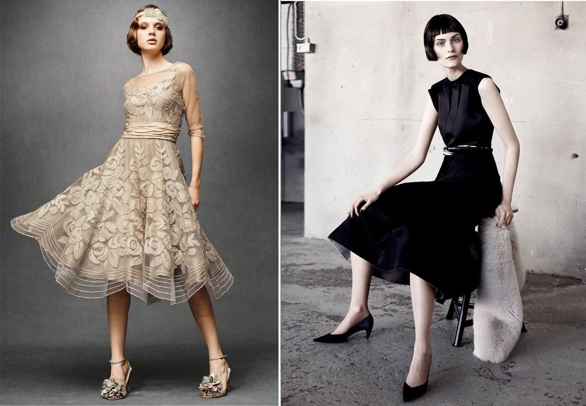 Стиль Чикаго 30-х Годов, Образы Женщин в Платьях и Головных Уборах ... 382dc5d5dda