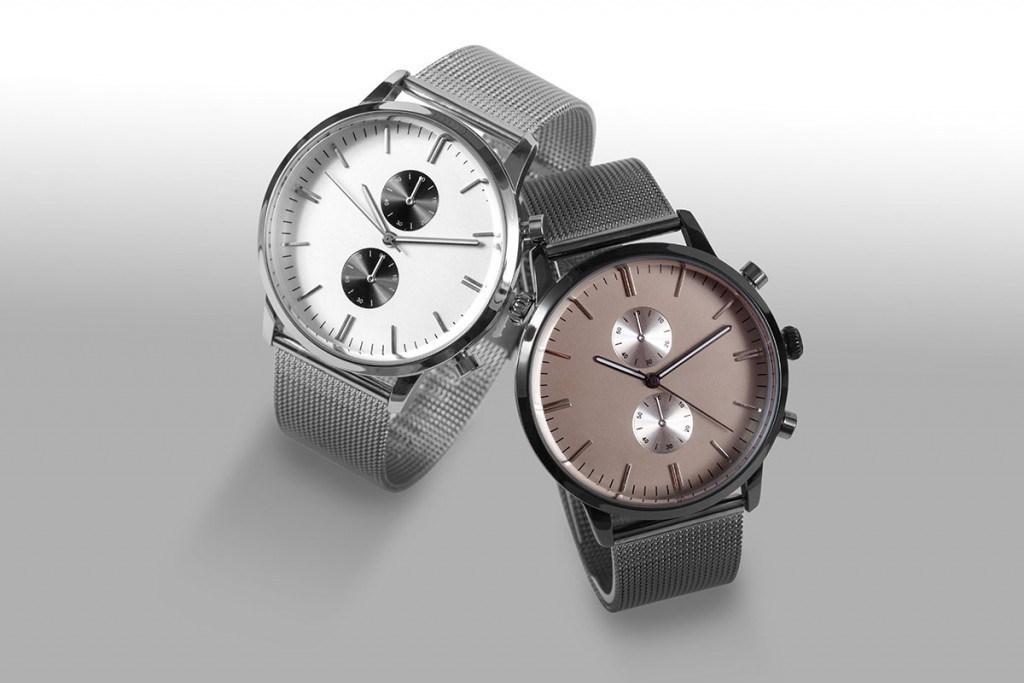 Популярные цвета часов