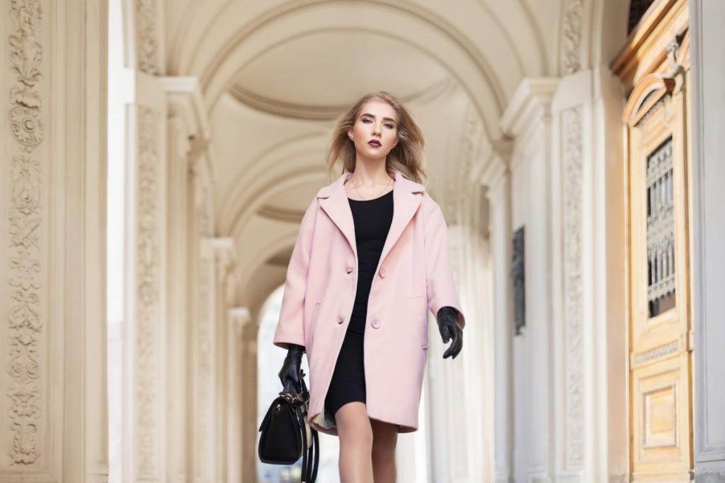 Модное пальто 2016