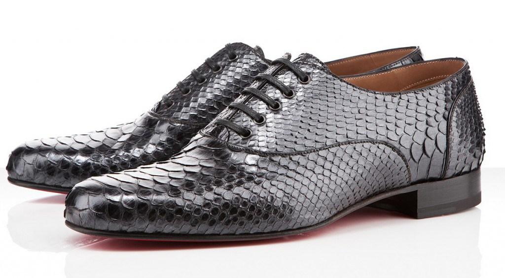 Мужская обувь от Christian Louboutin