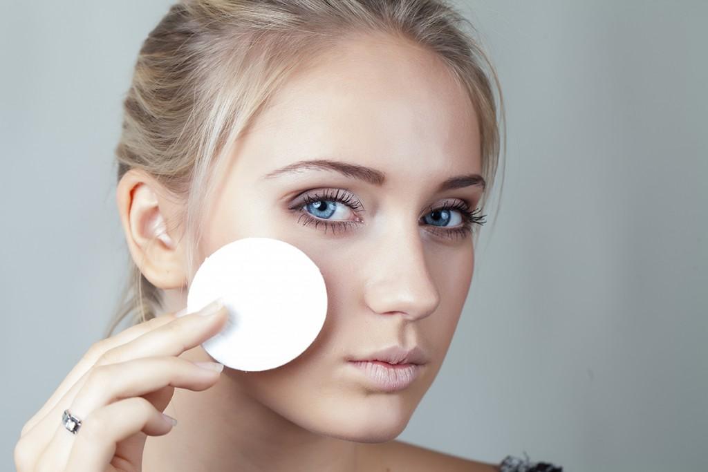 Подготовка к макияжу