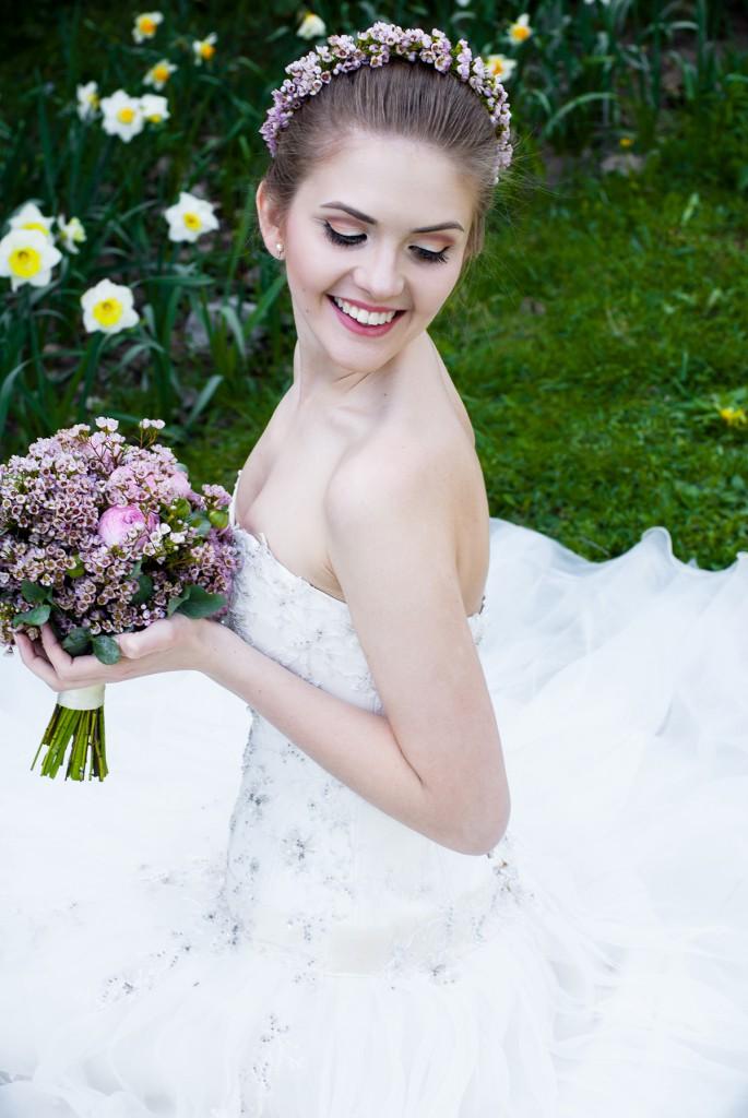 Свадебные Диадемы и Короны, Ободки на Голову Невесты