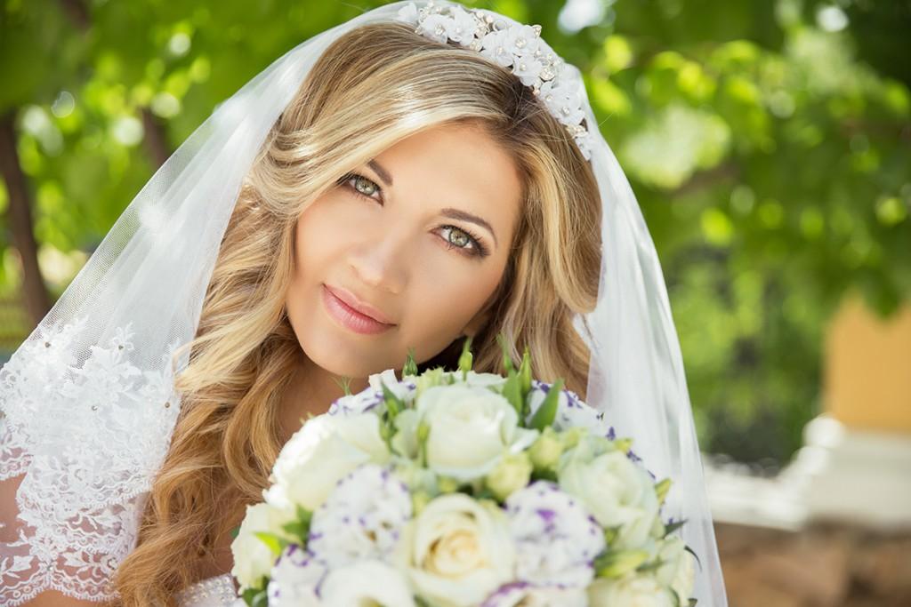 Свадебная диадема