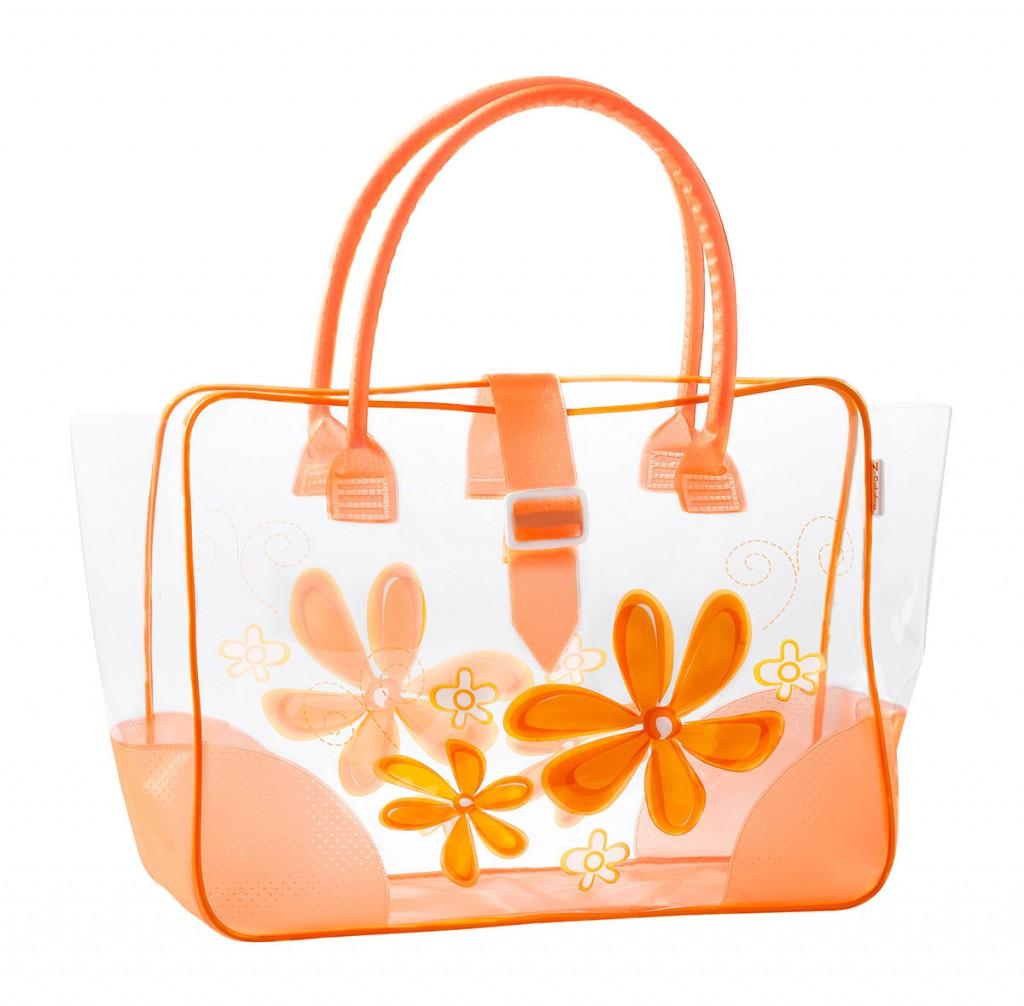 Прозрачная сумка