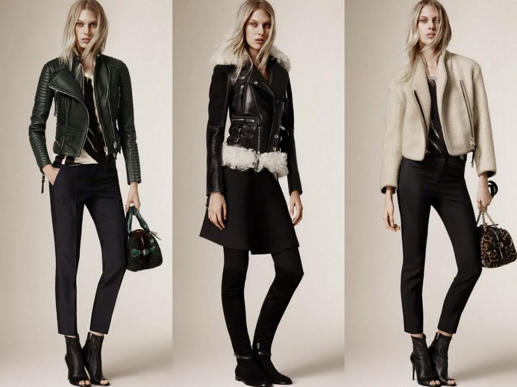 Удобные кожаные куртки