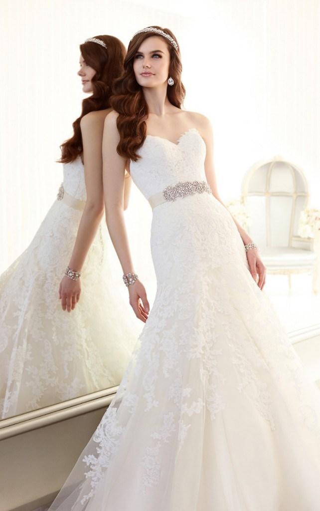 Свадебное платье от Cymbeline