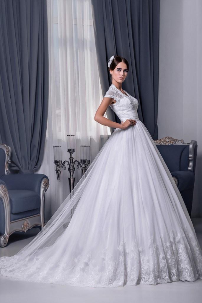 Свадебное платье от Svetlana Lyalina