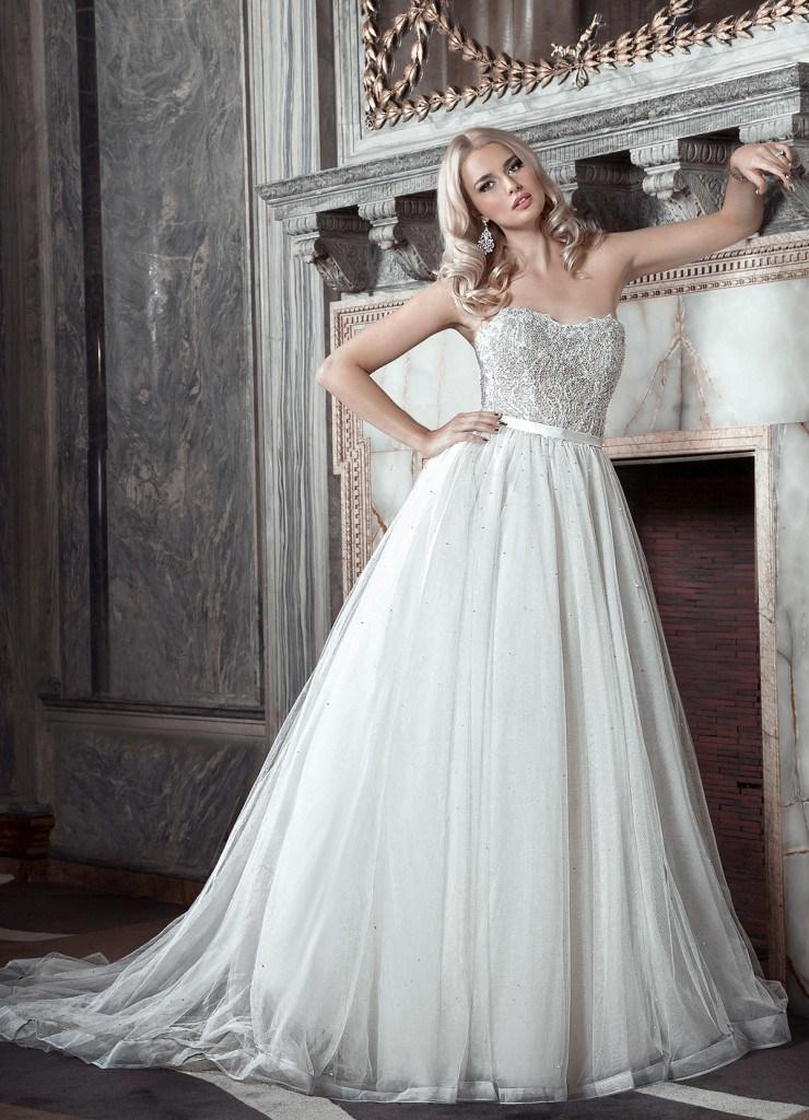 Свадебное платье от Yumi Katsura