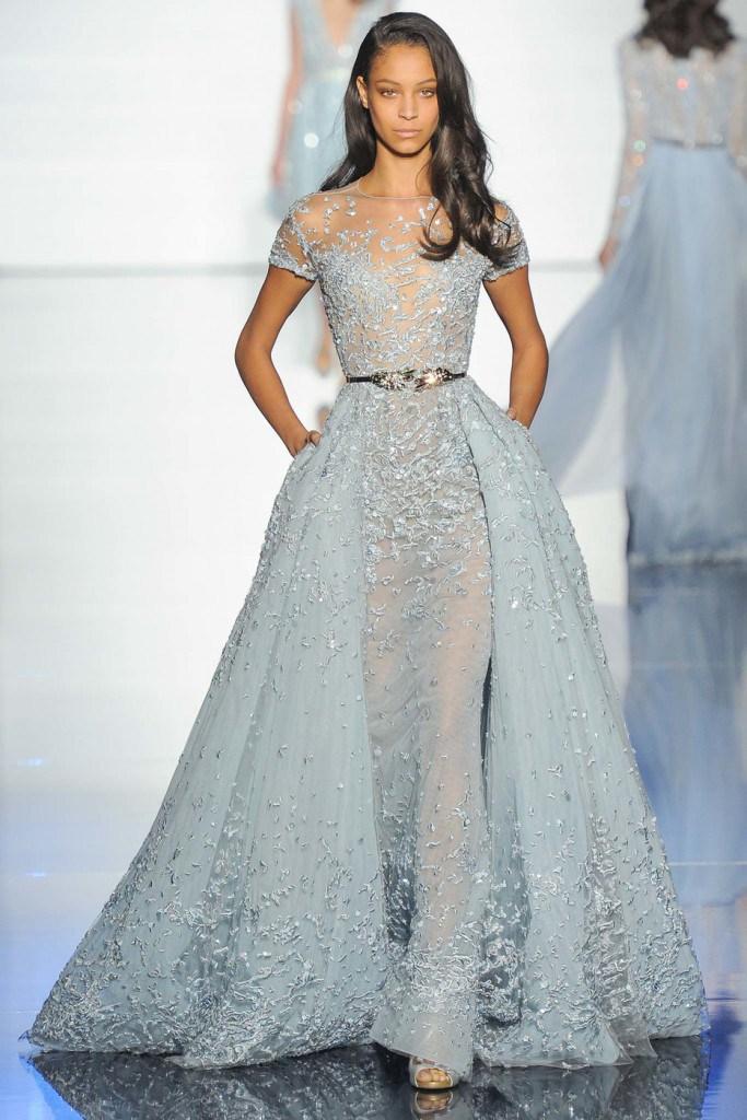 Свадебное платье от Zuhair Murad