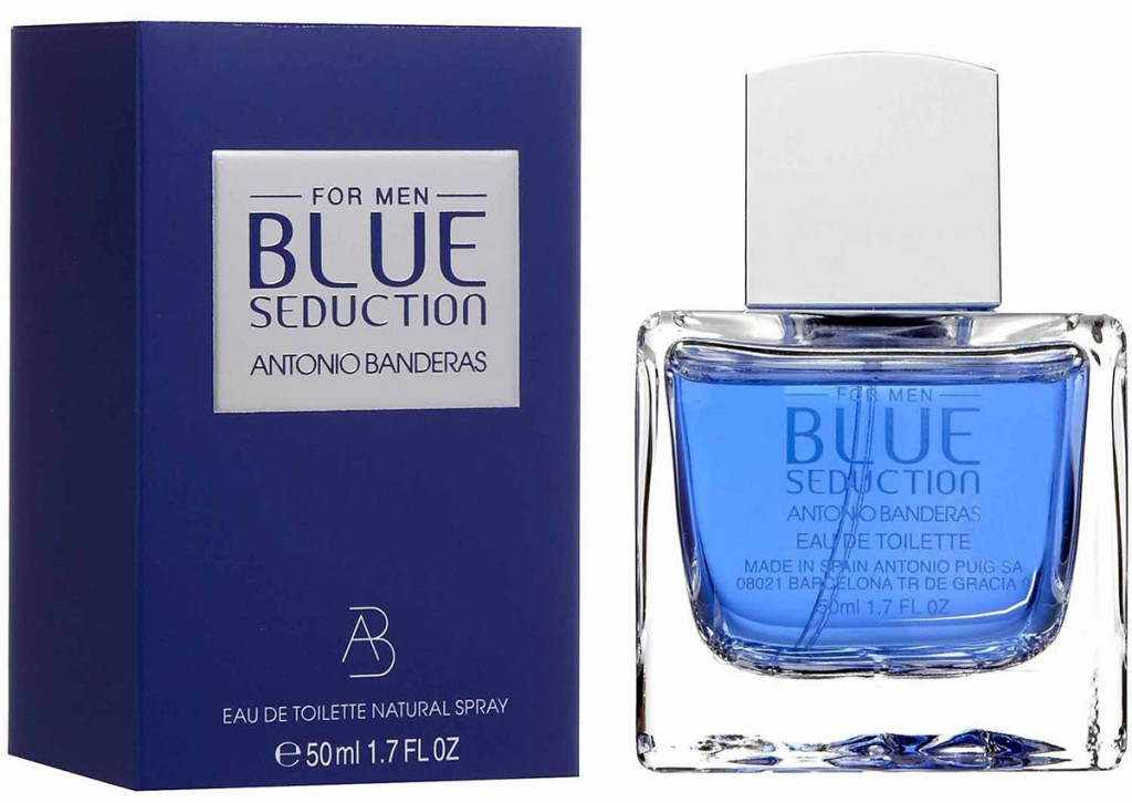 Antonio Banderas Radiant Seduction Blue