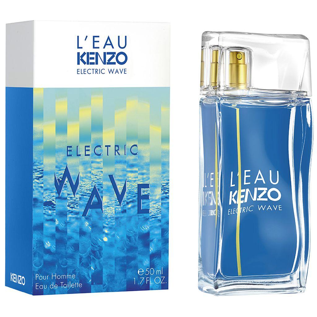 L eau Kenzo Electric Wave Pour Homme