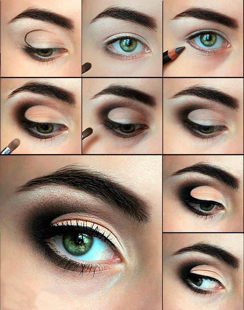Тени для зеленых глаз