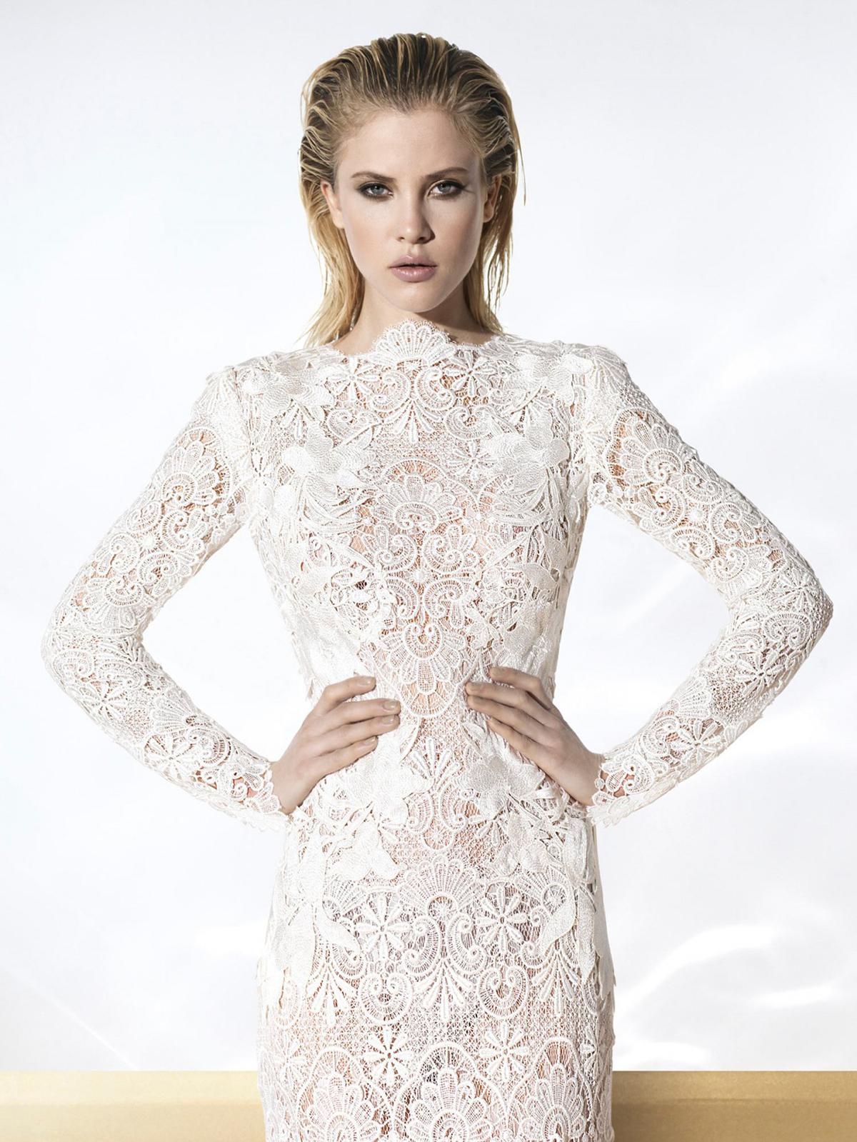 Платье в пол с рукавами своими руками фото 691