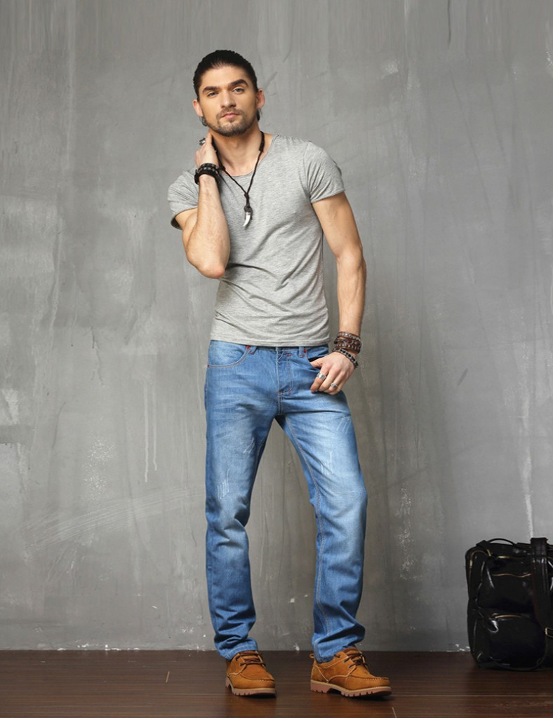 фото пацанов в джинсах