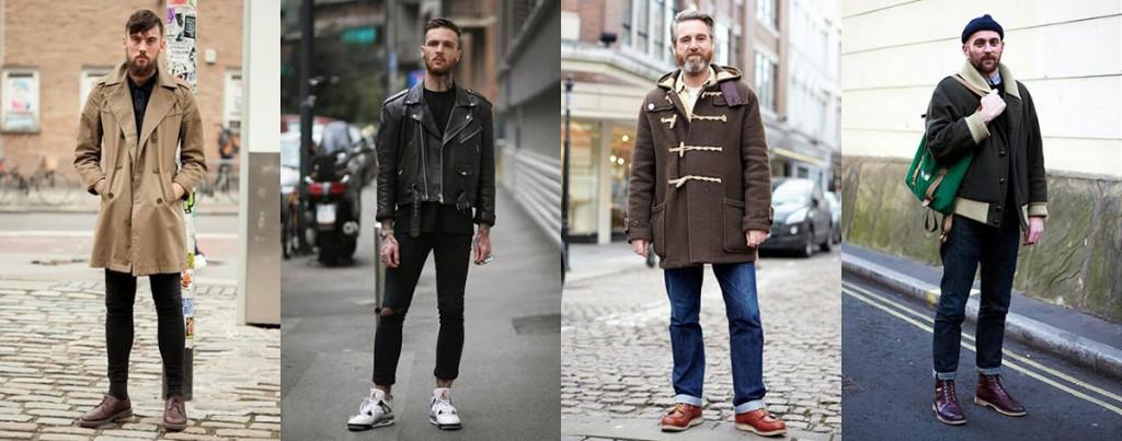 Современные мужские джинсы