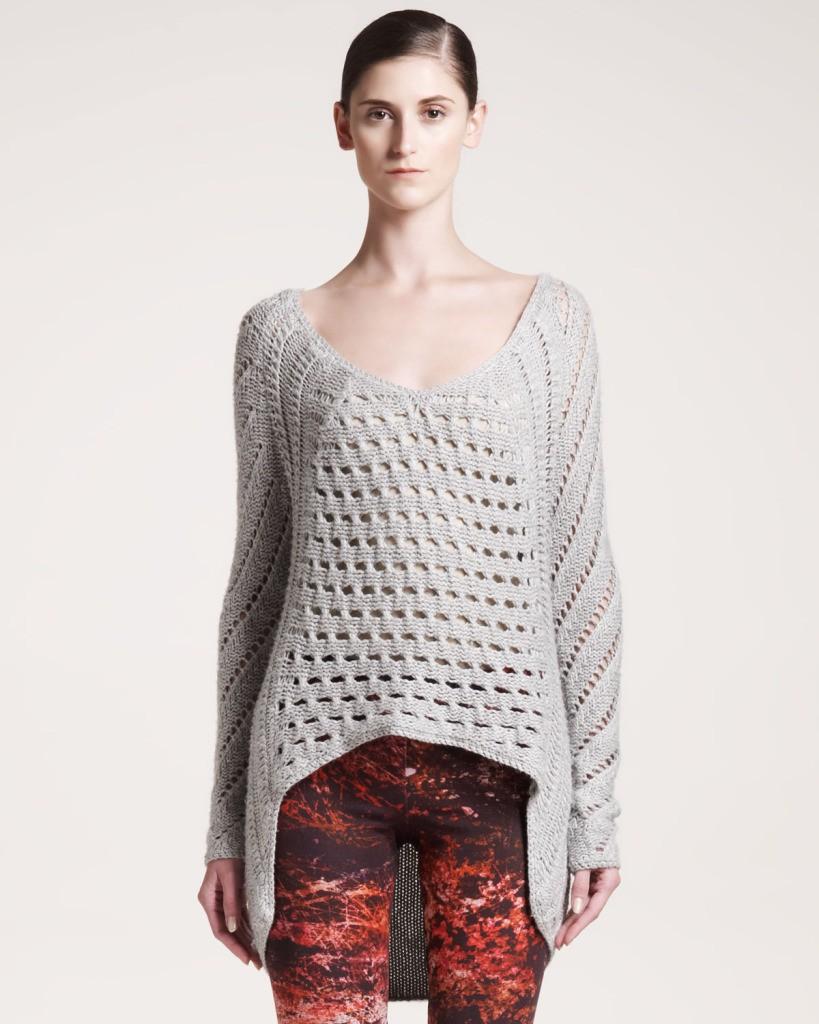 Минималистичный свитер