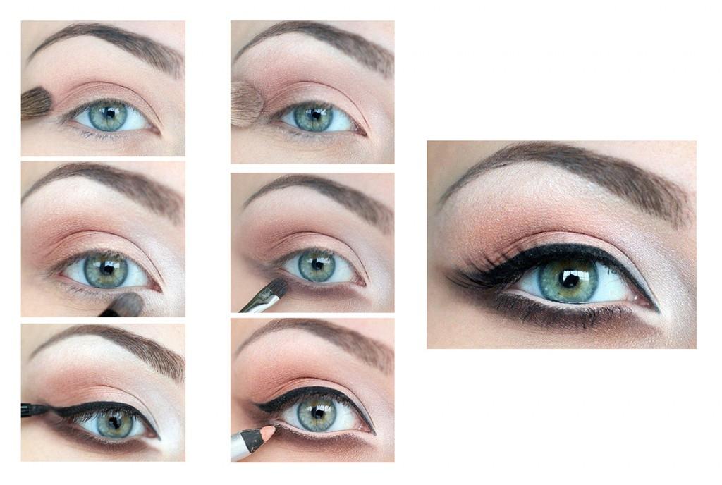Фото урок дневного макияжа