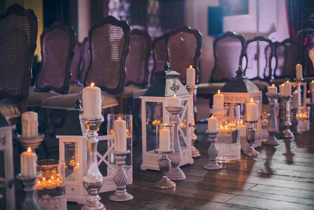 Скандинавский стиль на свадьбе