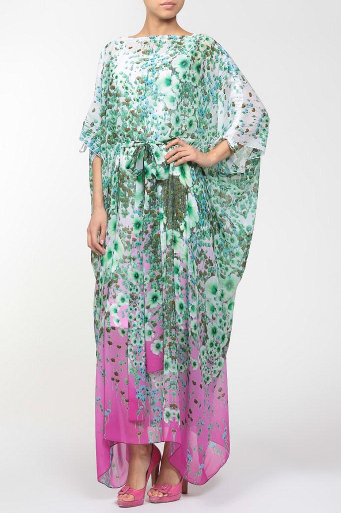 Летнее платье балахон