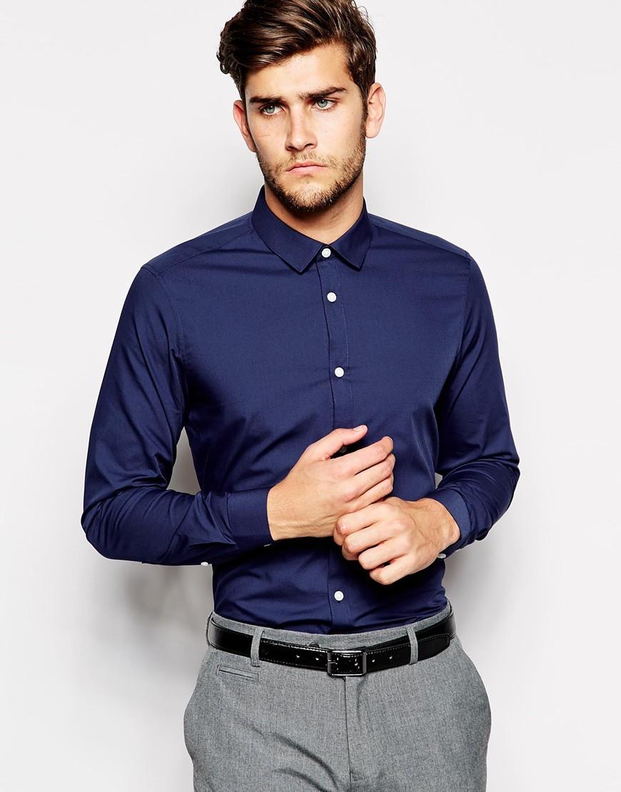 Брюки с рубашкой мужские