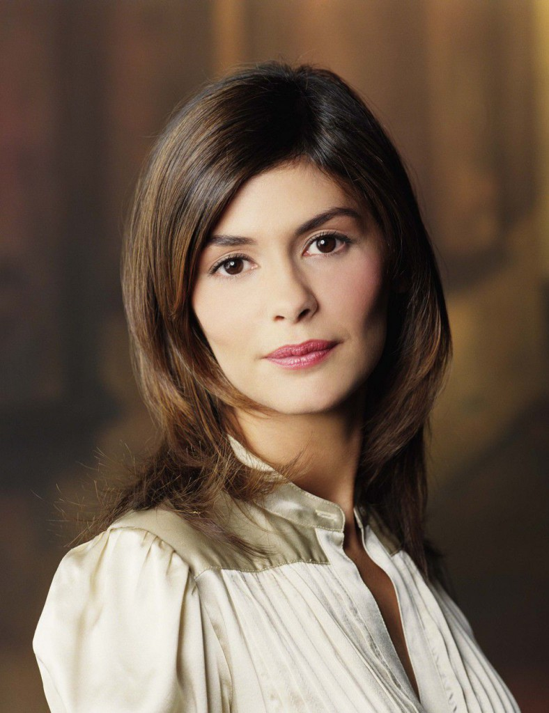 Известная актриса цветотипа зима
