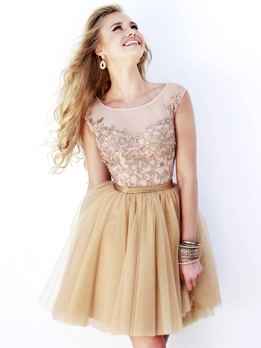 Платья Цвет 2015