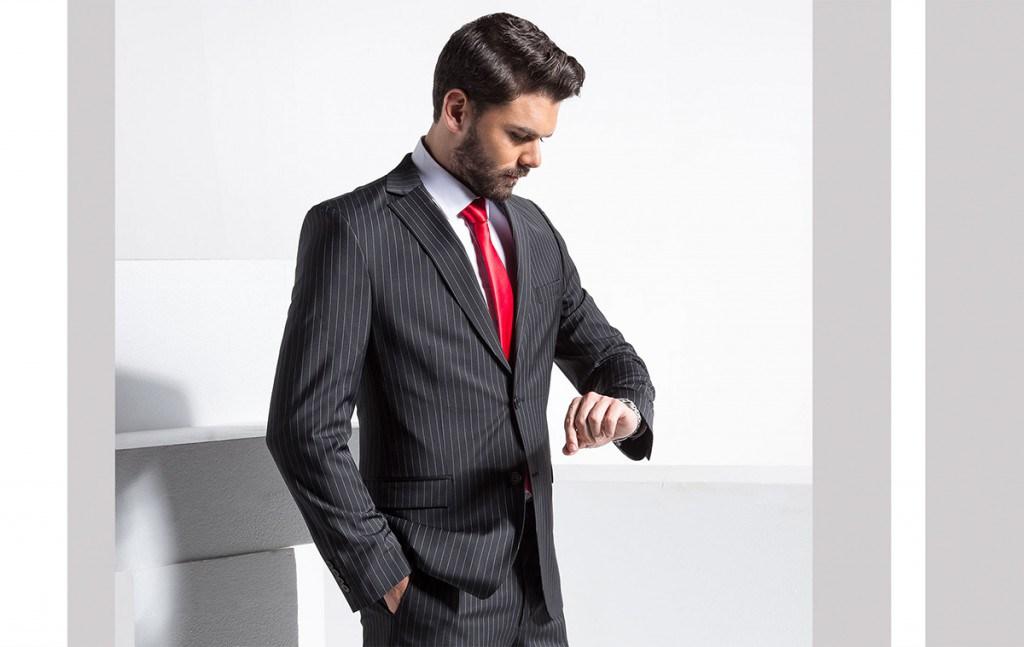 Как выбрать деловую мужскую одежду
