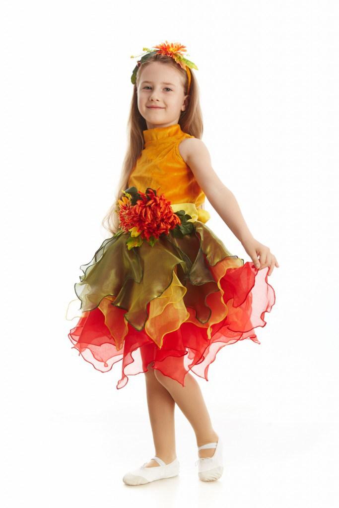 Костюм Весны Для Девочки на Праздник Своими Руками ... - photo#26
