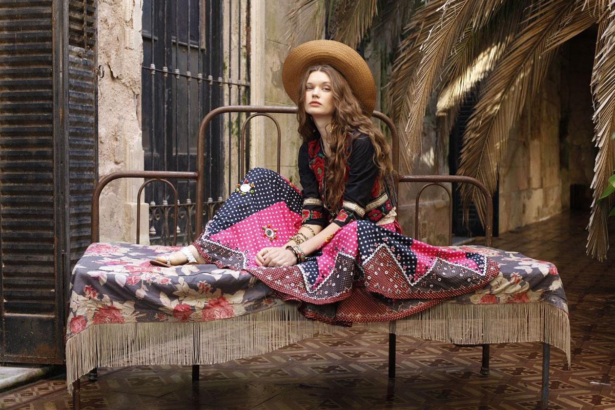 Этно стиль в одежде: последние тенденции модного мира