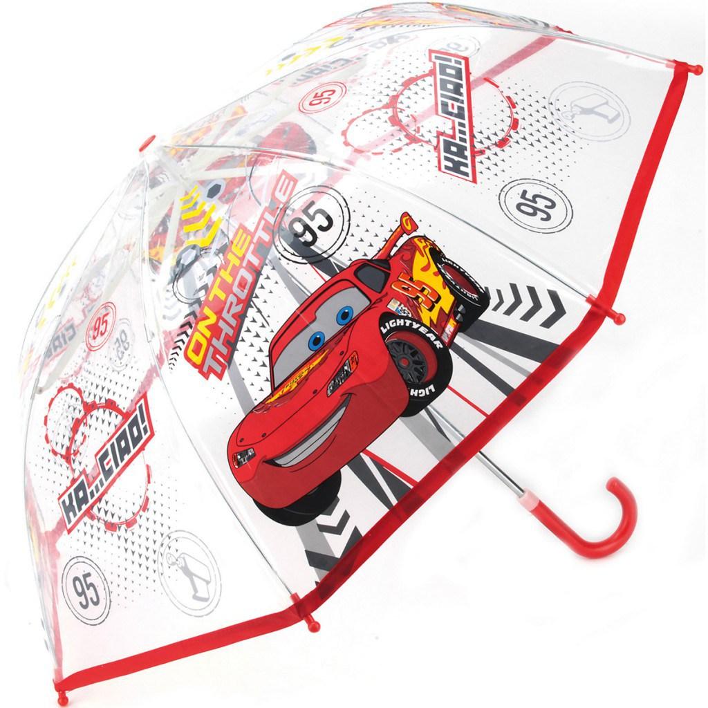 Стильный детский зонтик с Тачками