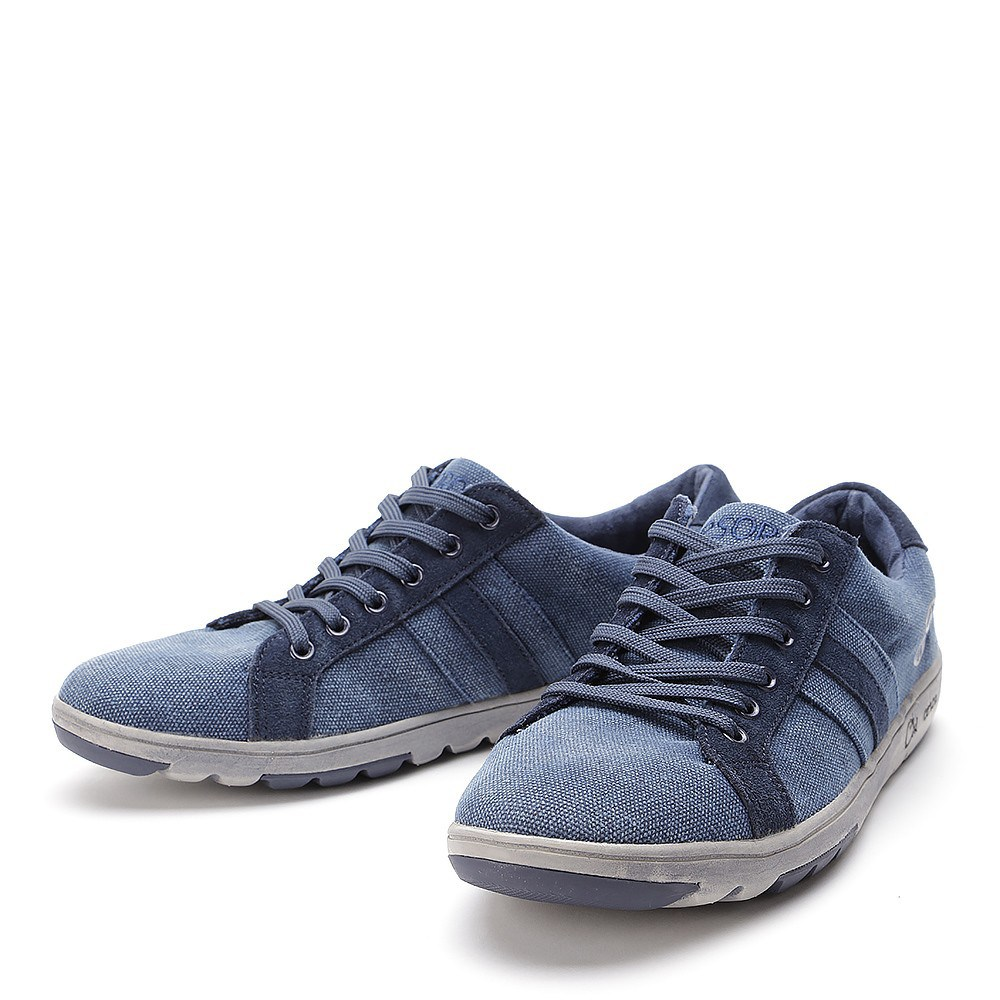 Мужские джинсовые кроссовки