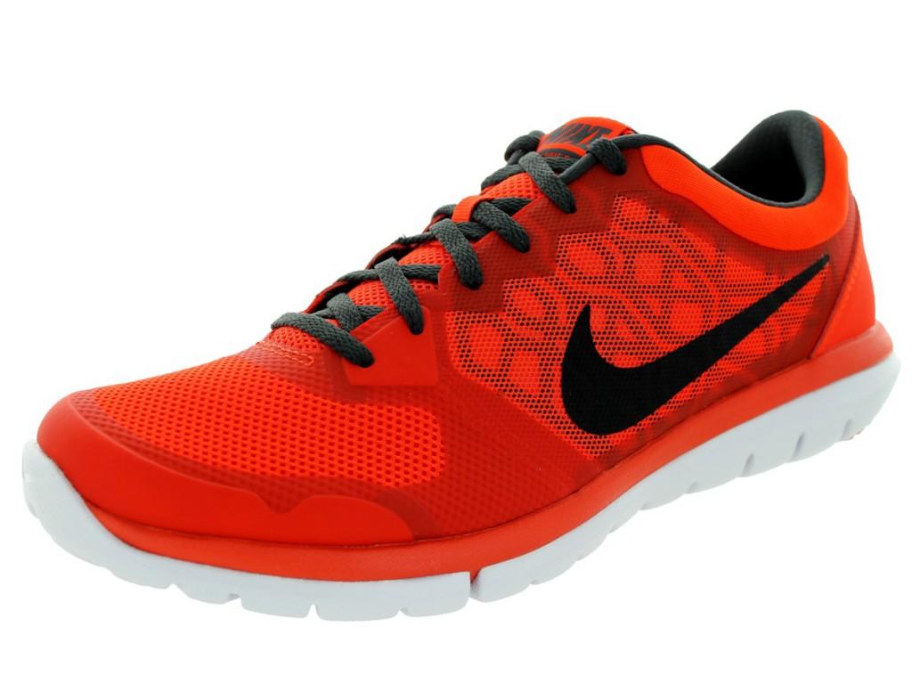 Мужские красные кроссовки для тренировок