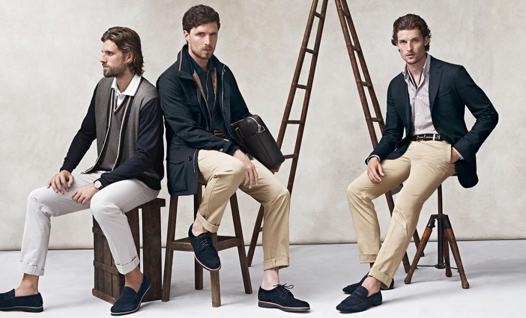 Мужской стиль casual, smart и business дресс-коды