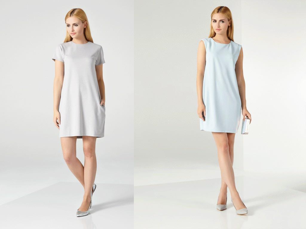 Модный стиль минимализм в одежде