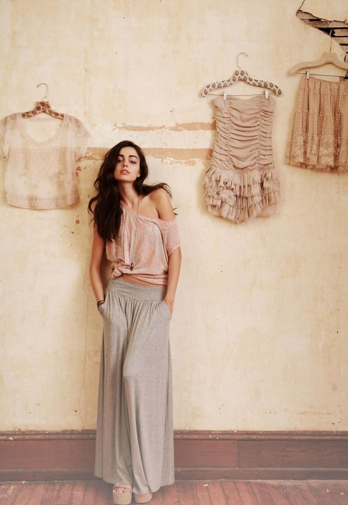 Женская одежда в стиле прованс